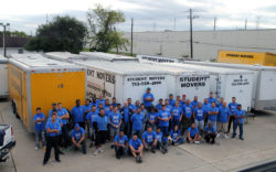 professional moving crews, packing crews, ready to move you in Texas, move you across the united states